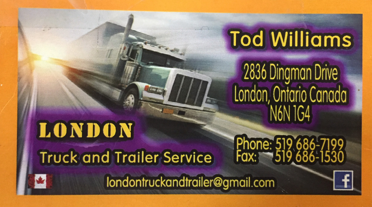 London Truck and Trailer Service